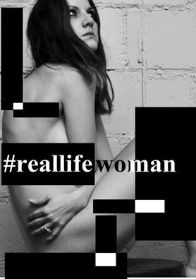 portrait reallifewoman