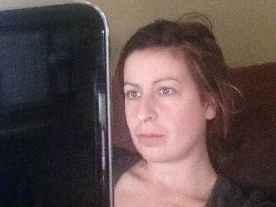 selfie blogging